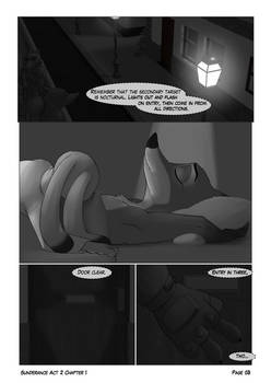 Sunderance Act 2 - Chapter 01: Aegis - Page 03