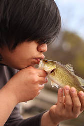 Fish Love by LifeIsGreyt