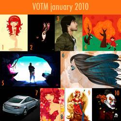 VOTM january 2010 by lilvdzwan