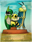 Bug Fables!
