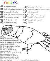Magenta Fantasies' Parrot Meme by Magenta-Fantasies