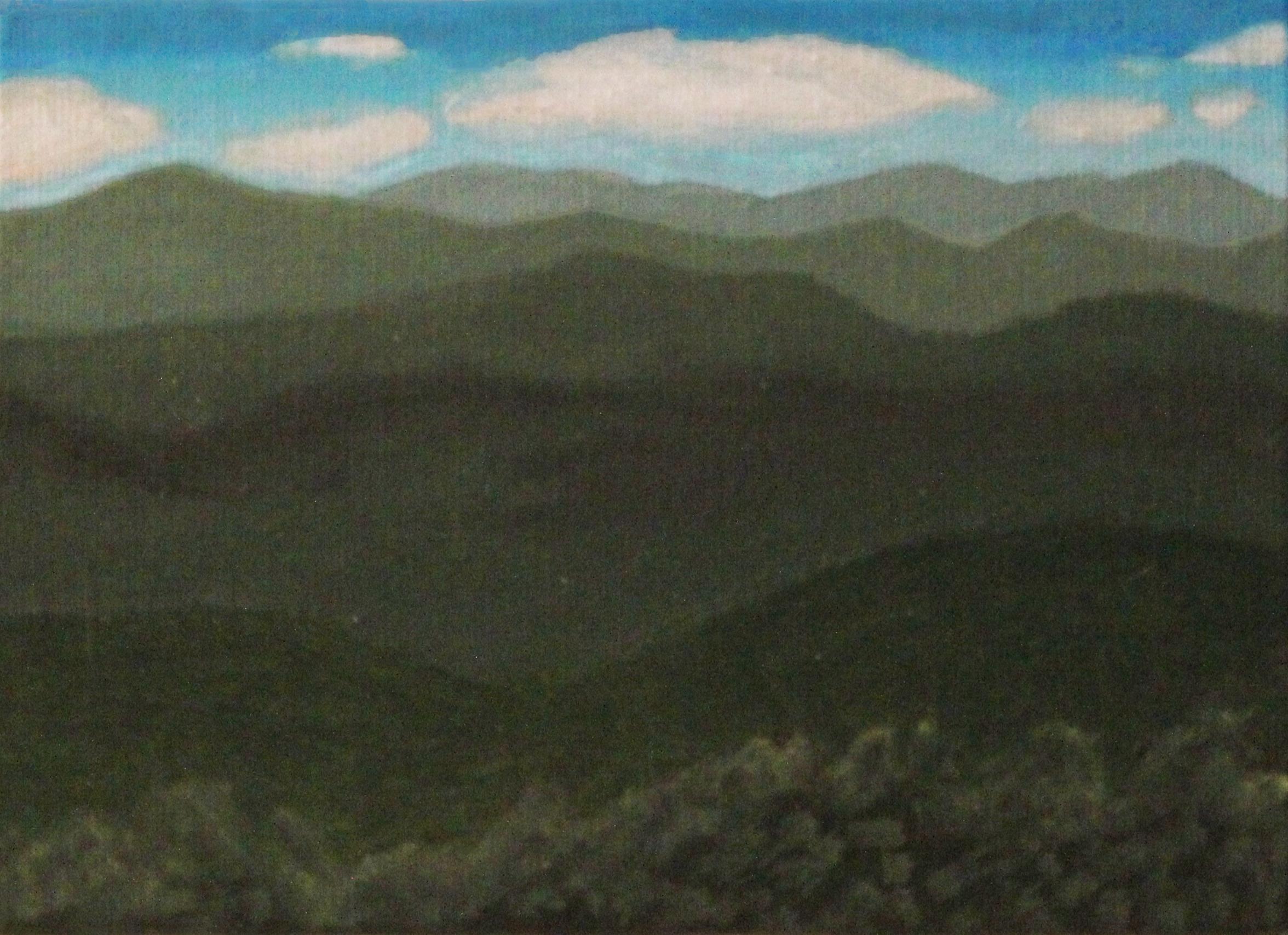 Mount Agamenticus Summit by Magenta-Fantasies