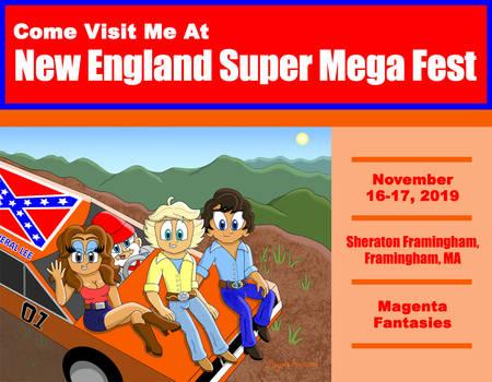 New England Super Megafest Promo