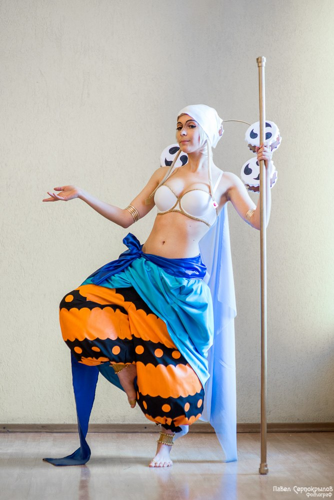 Enel female version 2 by Switch-696