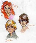 Clary Jace Simon
