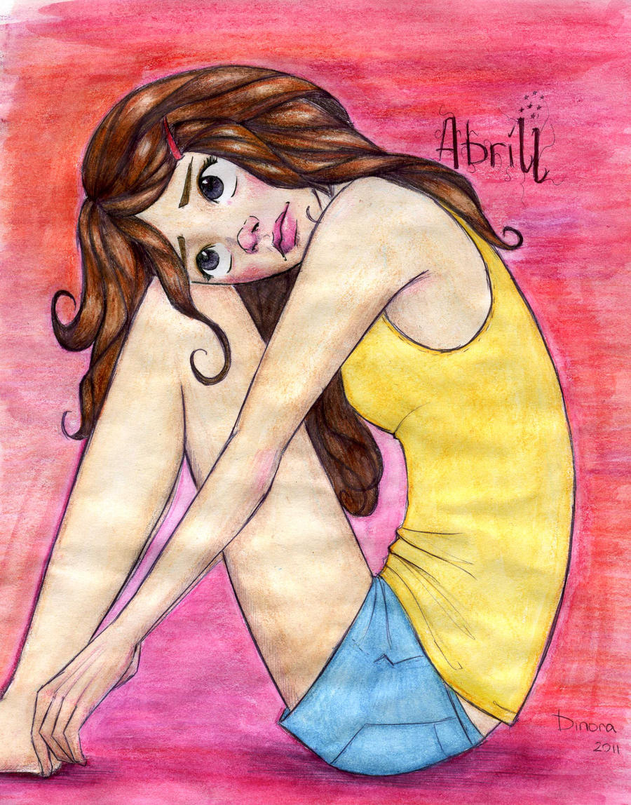 Arttrade RED Abrill by Dinoralp