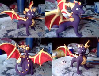 spyro by Dragon-gear