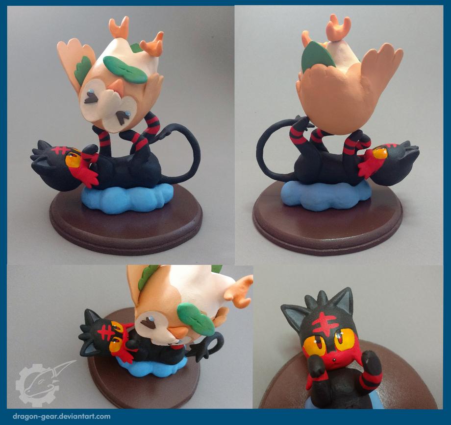Fluffy Ball by Dragon-gear
