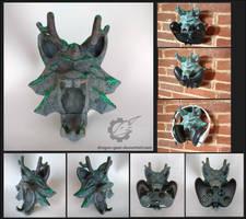 Gamer Gargoyle by Dragon-gear