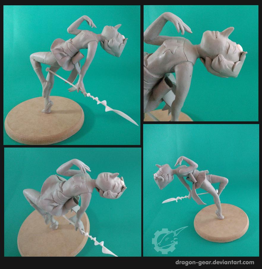 Pearl (WIP) by Dragon-gear