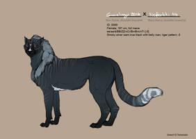 Lio Mononoke 2089 by SheduMaster