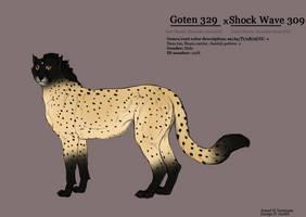 Raven De Luna 2168 by SheduMaster