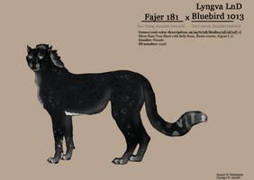 Mockingjay De Luna 2346 by SheduMaster