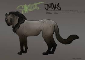 Judas 2550ST by SheduMaster