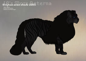 JR's Mors Aeterna 26AS by SheduMaster