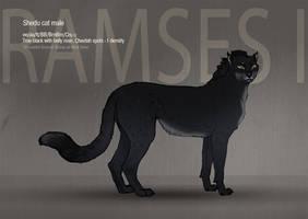 Ramses I by SheduMaster