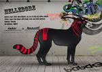 Hellebore 486ST Espada Cat