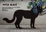 Pitch Black 484ST Espada cat