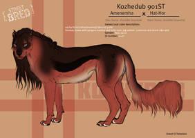 Kozhedub 901ST by SheduMaster