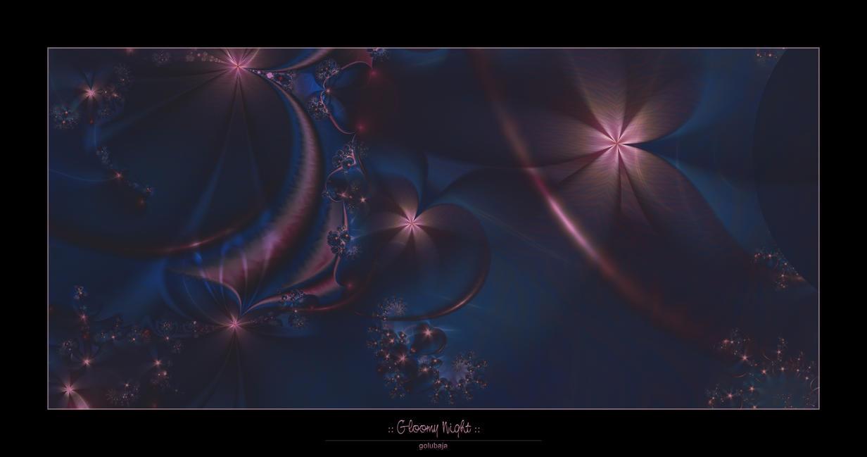 Gloomy Night by Golubaja