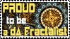 dA Fractalist Stamp ::1:: by Golubaja