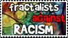 Fractalists Against Racism - 1