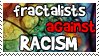 Fractalists Against Racism - 1 by Golubaja