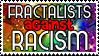 Fractalists Against Racism - 2 by Golubaja