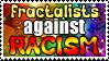 Fractalists Against Racism - 3 by Golubaja
