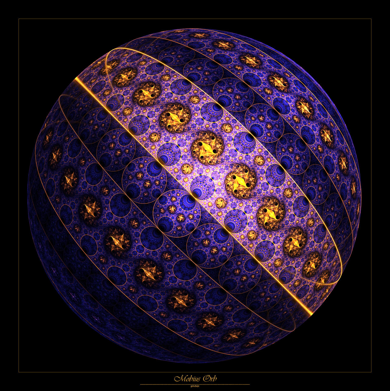 Mobius Orb by Golubaja