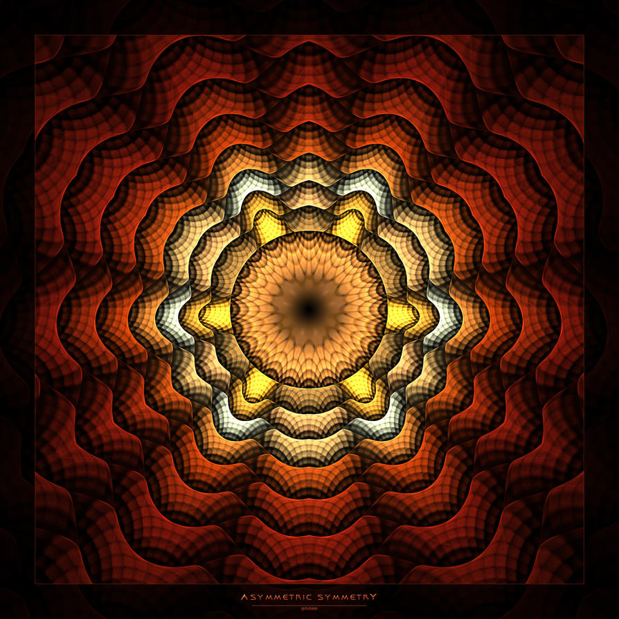 Asymmetric Symmetry By Golubaja On Deviantart