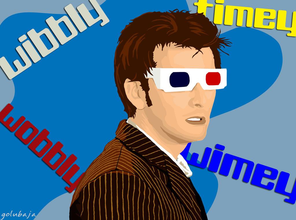Wibbly Wobbly Timey Wimey by Golubaja