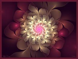 My Rose by Golubaja