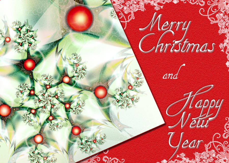 2011 Xmas Card by Golubaja