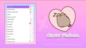 Cursor Pusheen