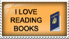 stamp reading books by kailor