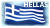 Stamp Hellas by kailor