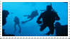Stamp Underwater Photography by kailor