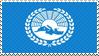 Stamp of Mediterranean Flag by kailor
