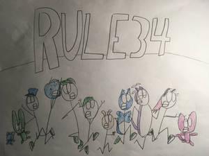 Everyone vs. Rule34