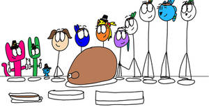 A Thanksgiving Feast Picture 2