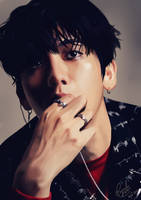 EXO - Baekhyun Fanart by HaraYuzu