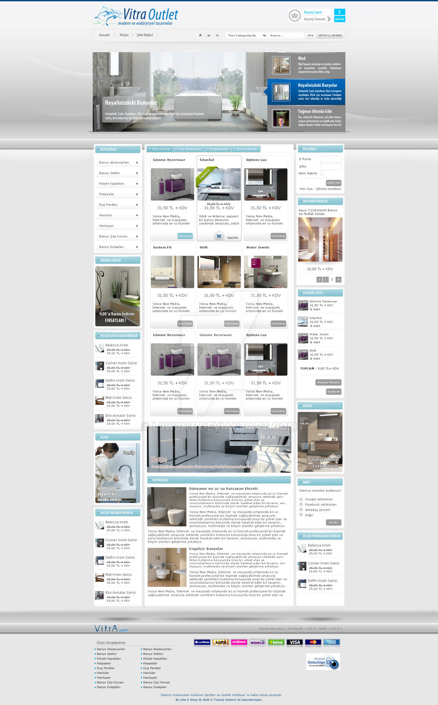 vitra outlet online shopping by l3w3nt on deviantart. Black Bedroom Furniture Sets. Home Design Ideas