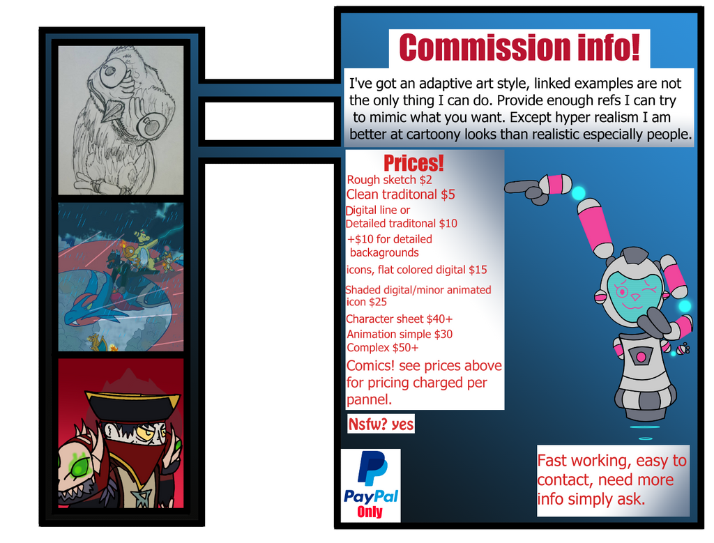 Commision info! by vindurza