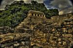 Palenque Ruins - II
