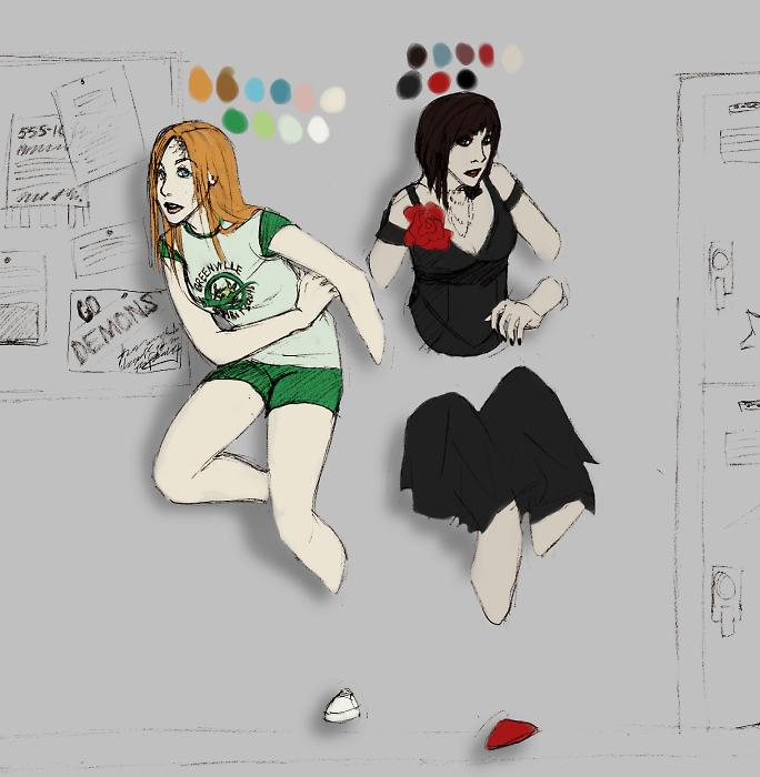 Lesbian Ghosts 97