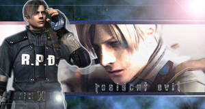 Leon Scott Kennedy by MusashiChan69