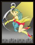 Swan Fae - Contest by Raye9683