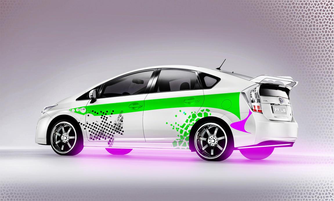 Toyota Prius Paint Codes