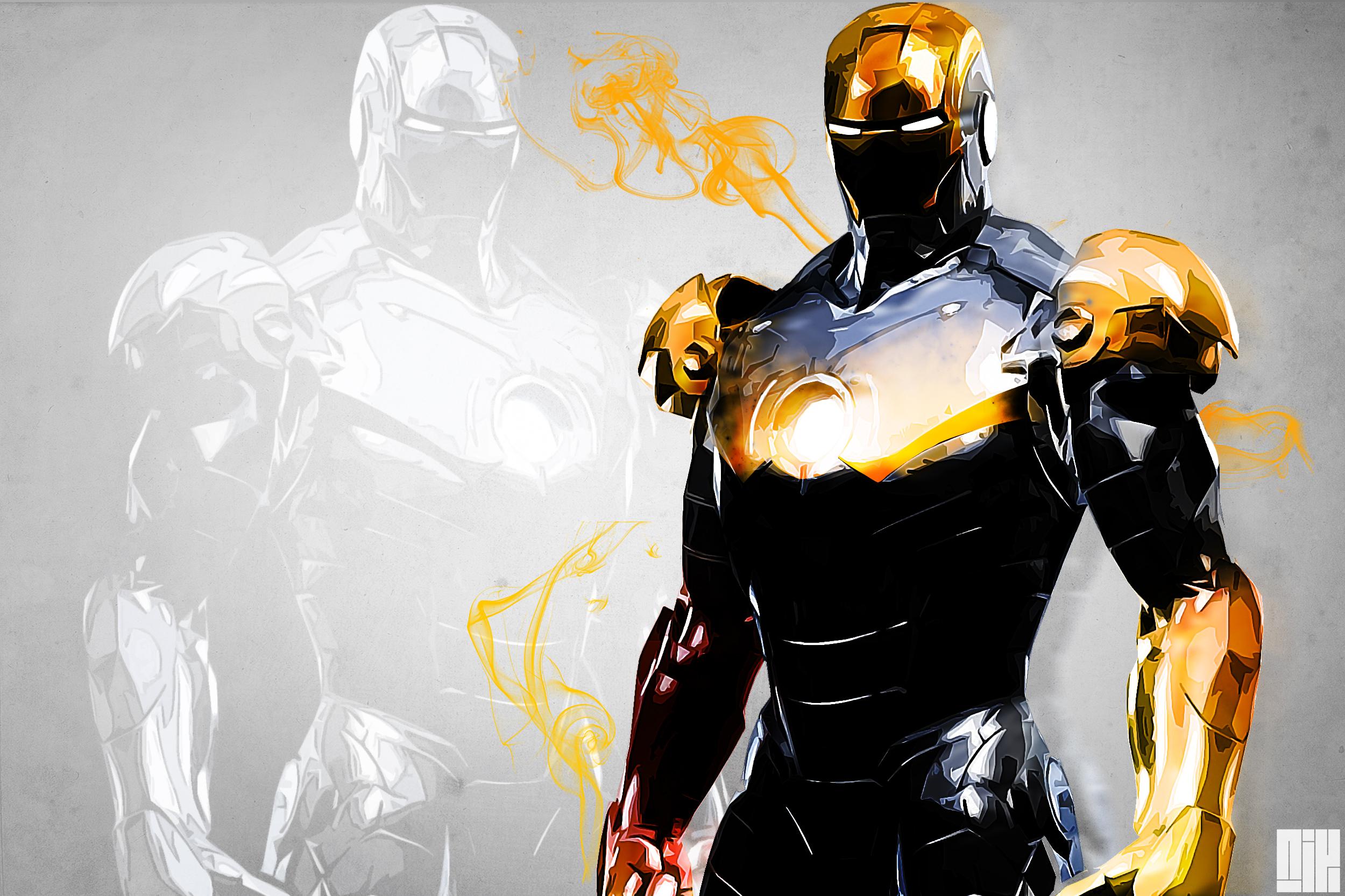 Iron Man Veilside Body Kit by nicollearl on DeviantArt